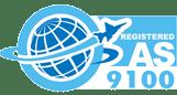 AS9100 Registered Logo